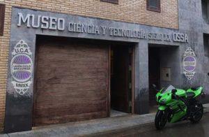 PRESENTACION DE LA UNION CICLO ARAGONESA EN MUSEO OSSA