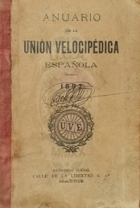 ANUARIO U.V.E. 1897